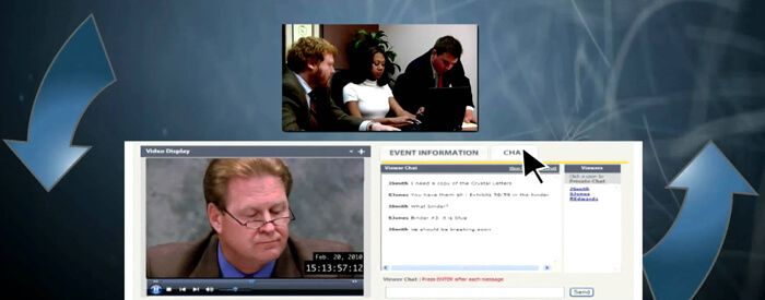 Remote Deposition Streaming | CA Deposition Services | CalDep