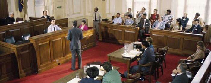 criminal profiling in court