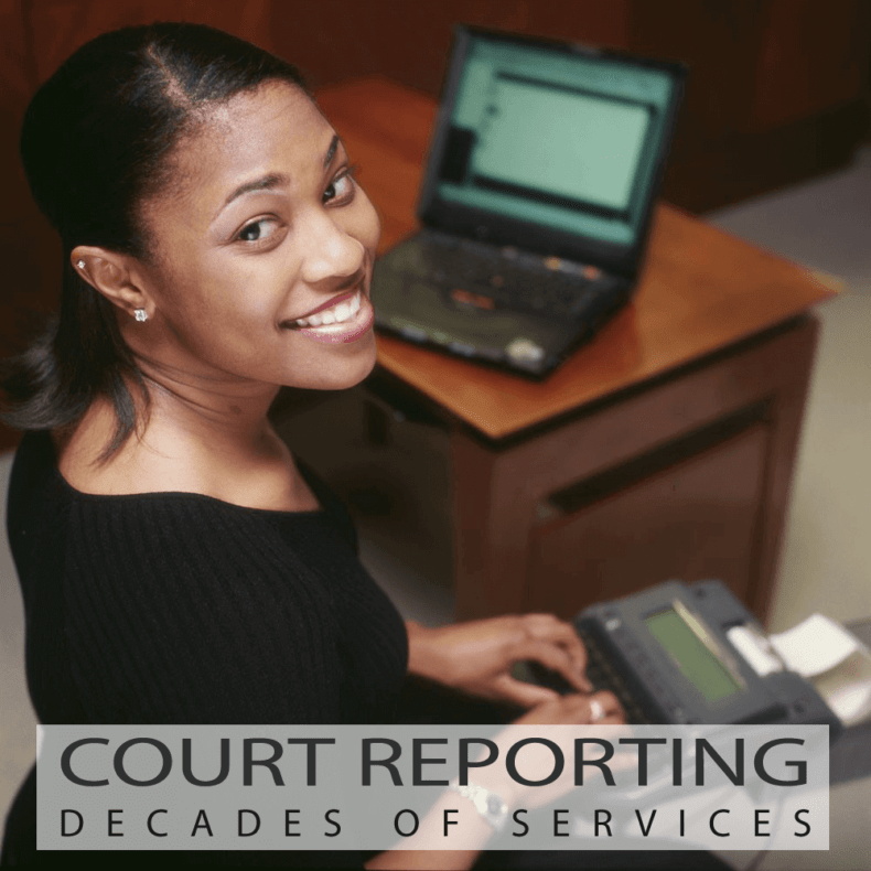 The History Of Court Reporters